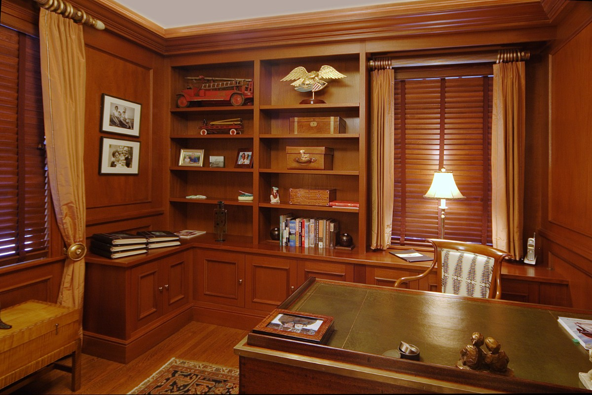 Various Projects – Home Office & Closets