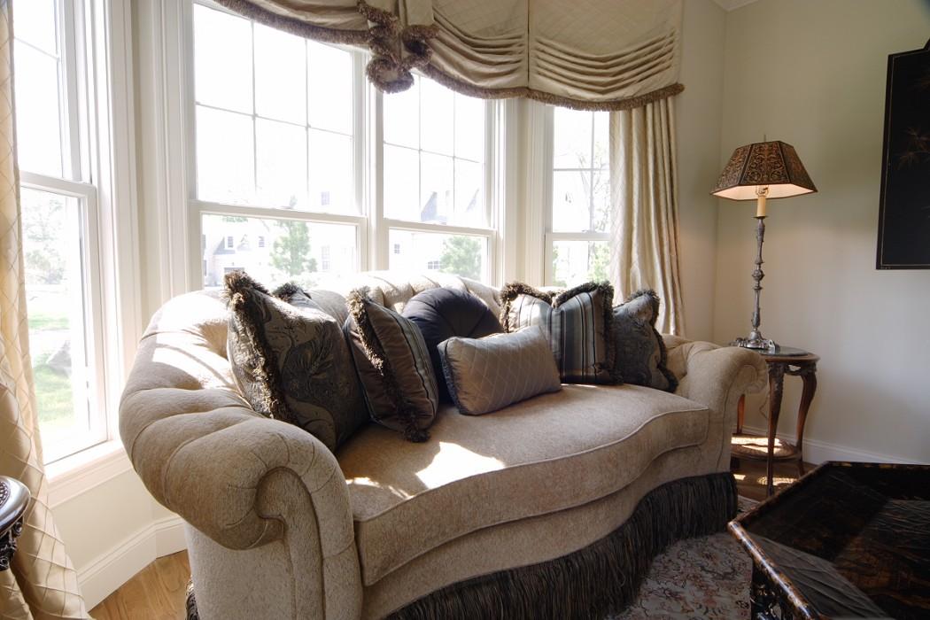 Stonington, CT – Living Room